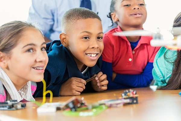 The IKids U STEM Franchise Difference
